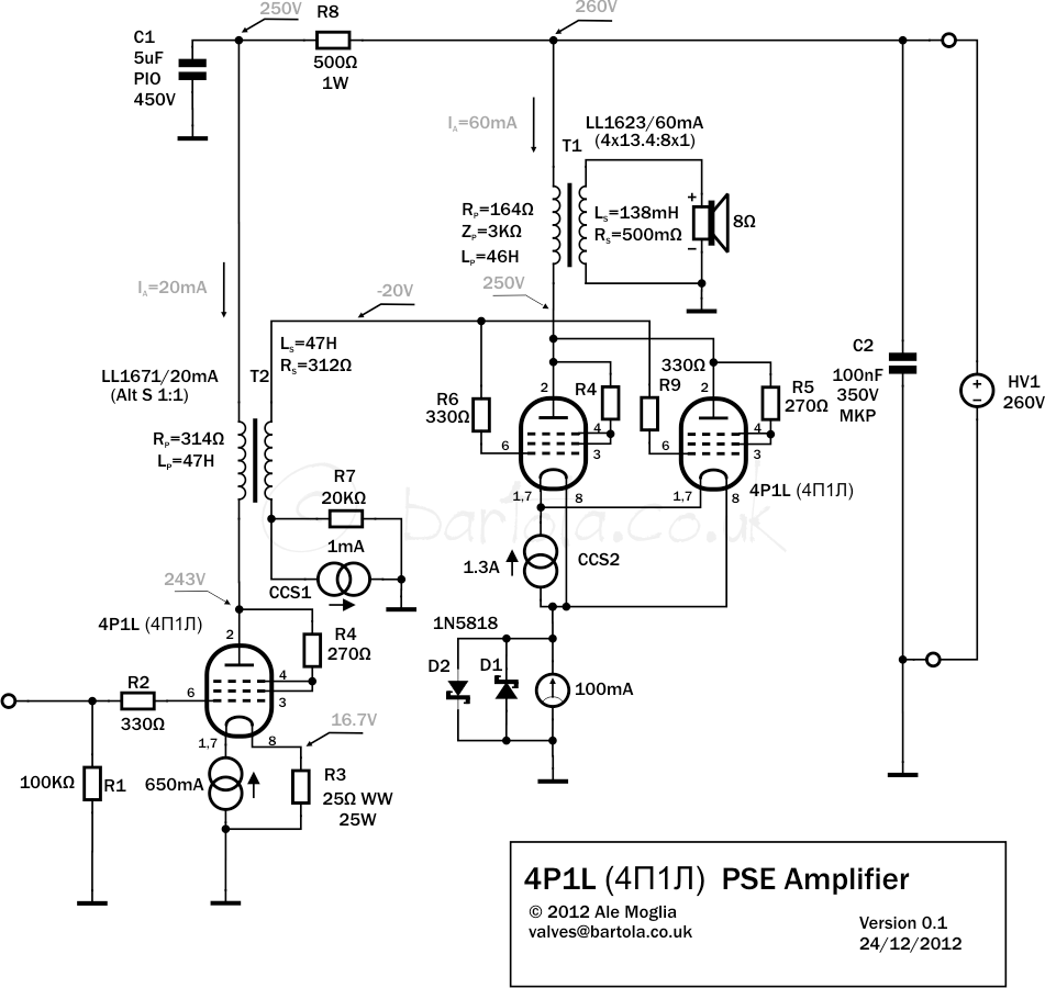 View Topic My Low Watts Projects Highgainamplifier Amplifiercircuit Circuit Diagram Seekiccom Image
