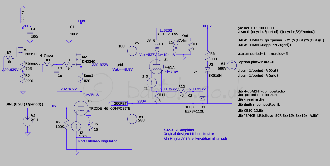 Lnd150 Current Regulator Schematic Introduction To Electrical 12 V High Class A2 Direct Mosfet Coupled Se Page Diyaudio Voltage